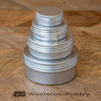 Aluminium Canister/Tin Medium and Large