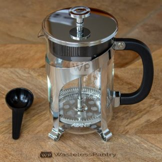 Cafe Press Glass Coffee Plunger